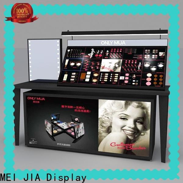 MEI JIA Display New cosmetic display cabinet manufacturers for shop