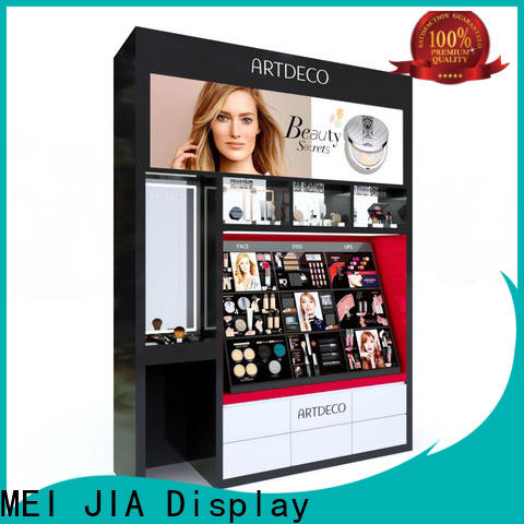 MEI JIA Display Wholesale beauty display units company for shoppe