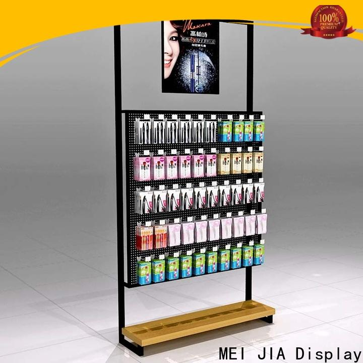 Custom beauty display stands cosmetic manufacturers for counter