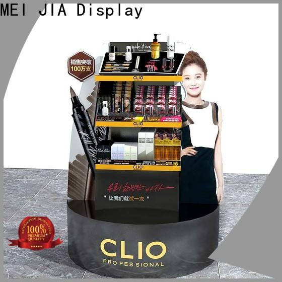 MEI JIA Display Top makeup retail display company for counter