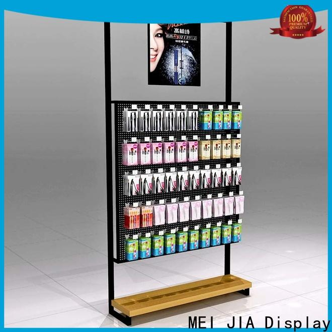 Top retail makeup display stand skin factory for shoppe