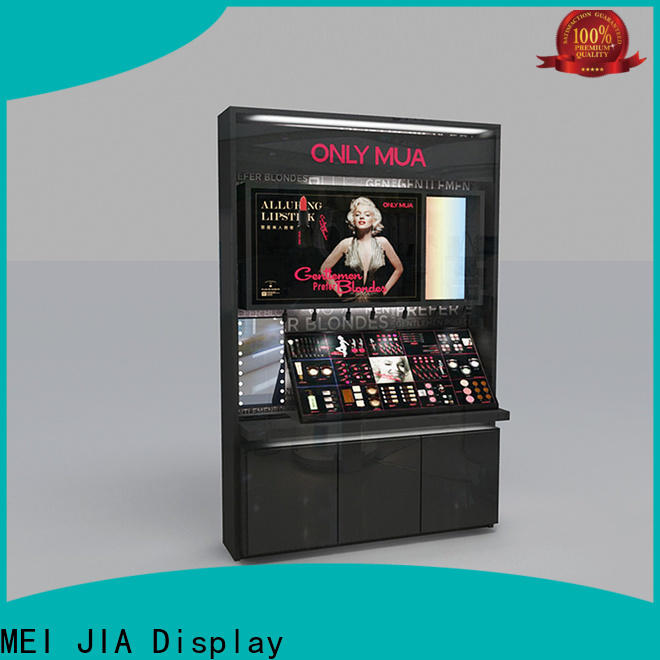 MEI JIA Display try cosmetic display cabinet for business for exclusive shop