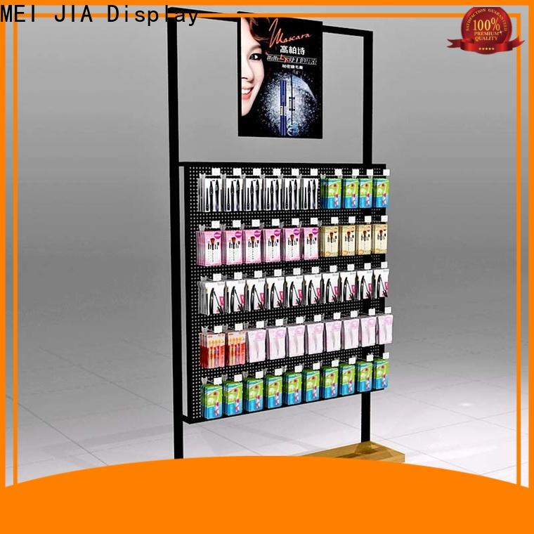 MEI JIA Display High-quality cosmetic product display manufacturers for showroom