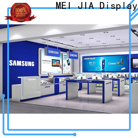 MEI JIA Display Top cell phone display case factory for shoppe