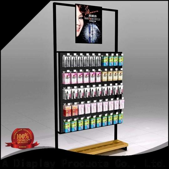 MEI JIA Display retail acrylic makeup holder manufacturers for exclusive shop