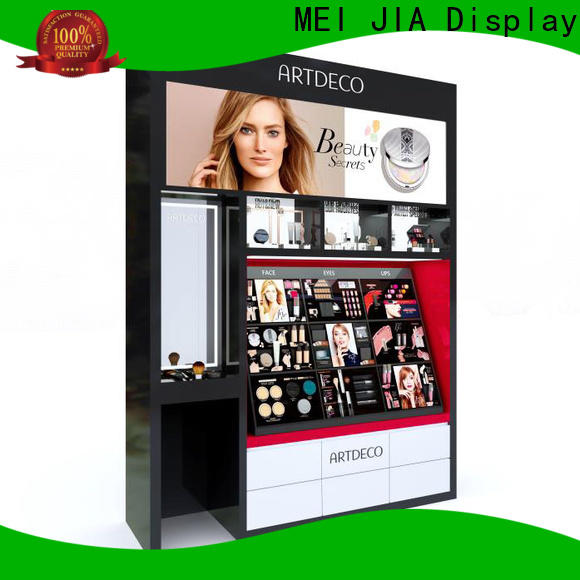 Best retail makeup display stand retail suppliers for store