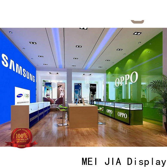 MEI JIA Display phone cell phone display case suppliers for showroom