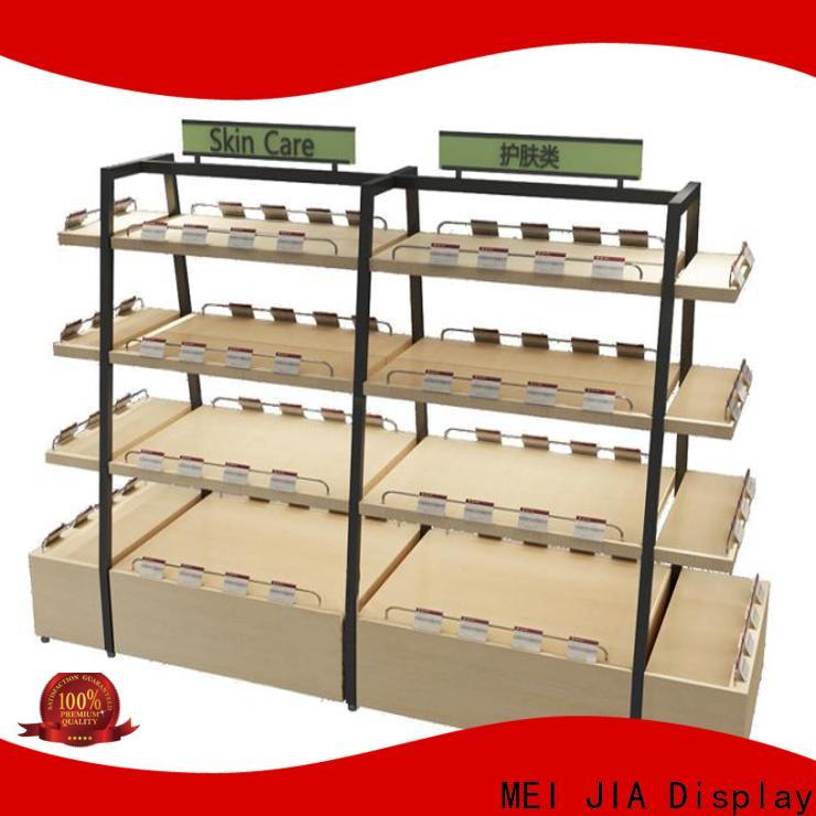 MEI JIA Display Wholesale retail display factory for retail store