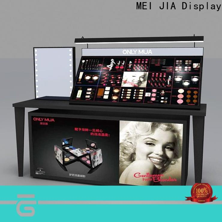 Wholesale beauty display stands cosmetic manufacturers for store
