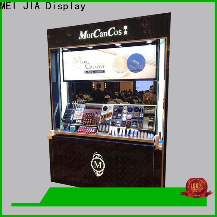 MEI JIA Display Custom Artdeco brand table company for shoppe