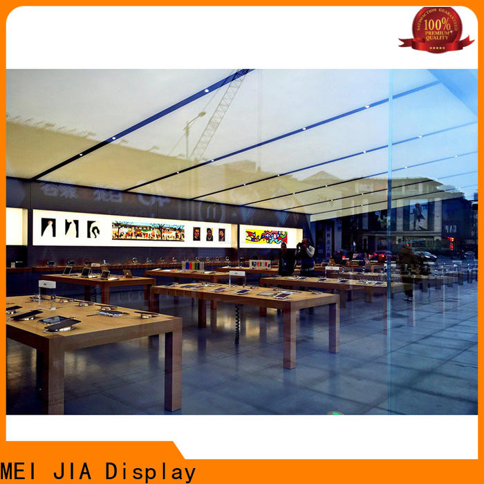 MEI JIA Display Best mobile display counter factory for exclusive shop