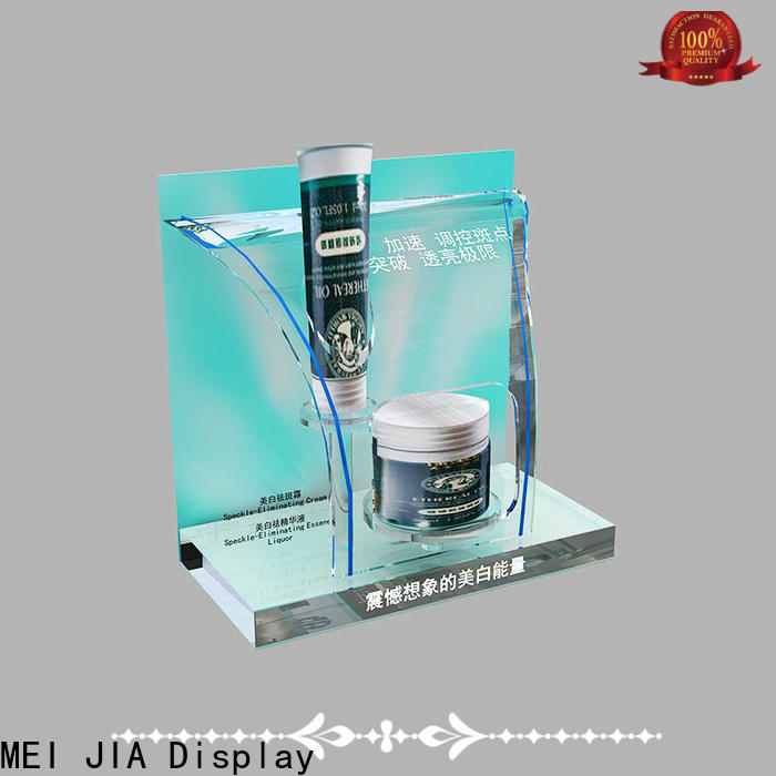 MEI JIA Display makeup cosmetic showcase manufacturers for shop