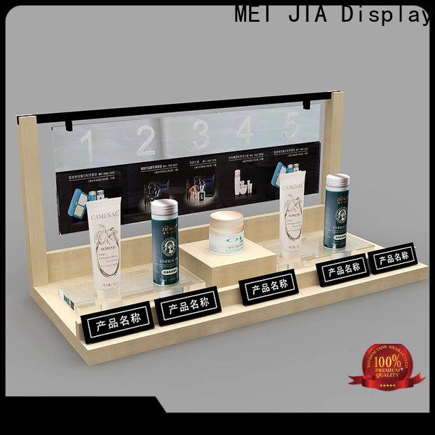 MEI JIA Display shelves beauty display stands for business for exclusive shop