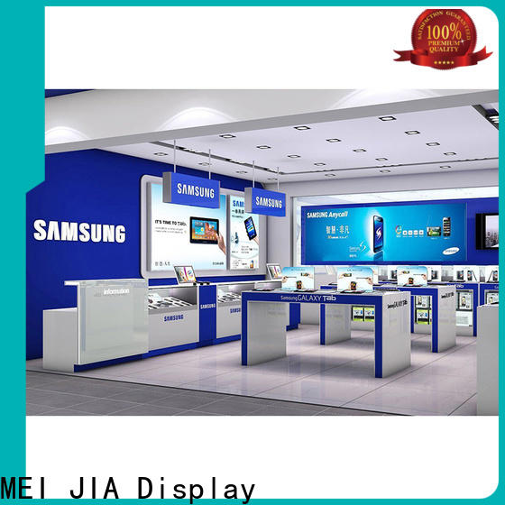 MEI JIA Display shop mobile phone counter company for counter