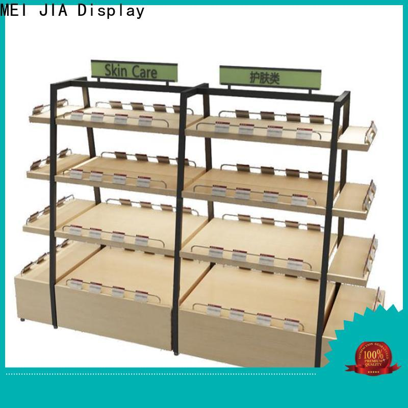 MEI JIA Display Top retail display factory for retail shop