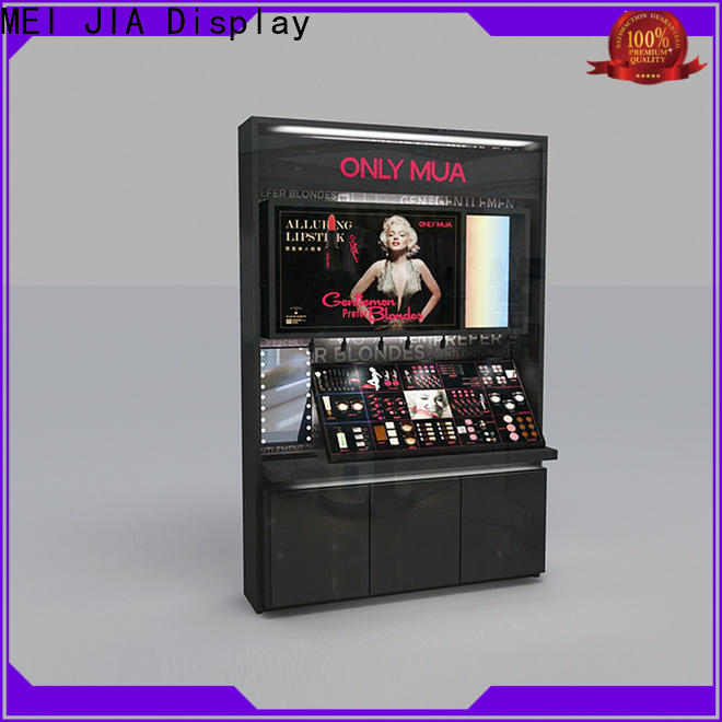 MEI JIA Display Best cosmetic showcase suppliers for showroom