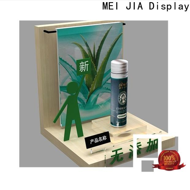 MEI JIA Display Wholesale makeup retail display suppliers for shoppe