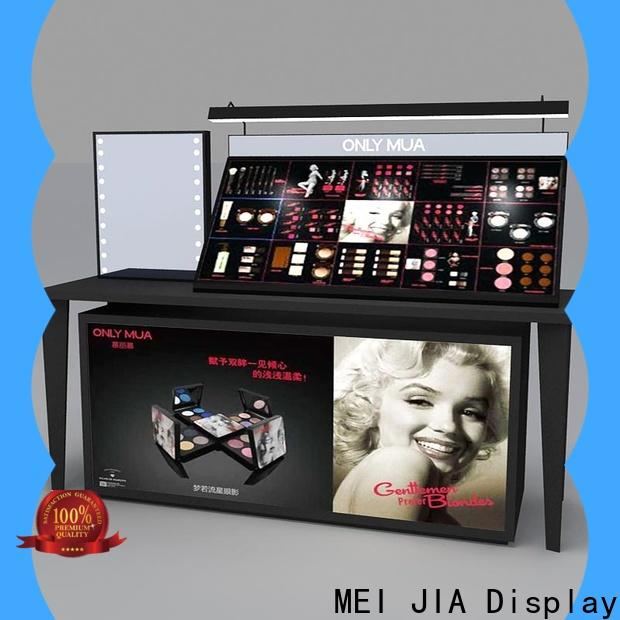 MEI JIA Display New makeup display stand factory for counter