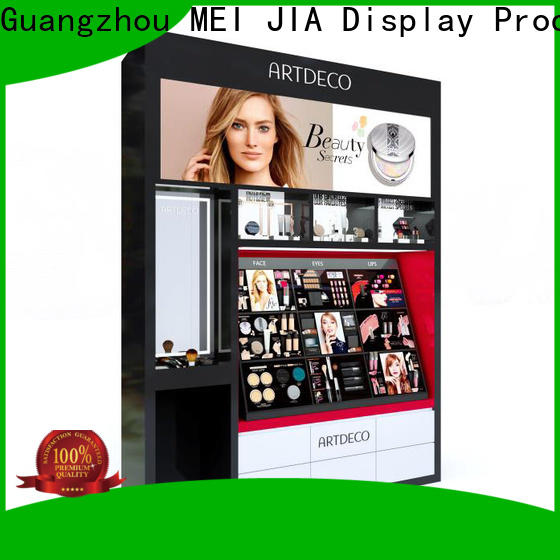 MEI JIA Display cosmetic Artdeco brand table factory for counter