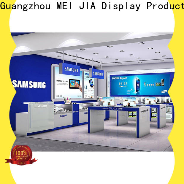 MEI JIA Display mobile mobile phone counter manufacturers for counter