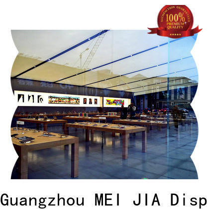 MEI JIA Display Wholesale mobile display counter suppliers for showroom