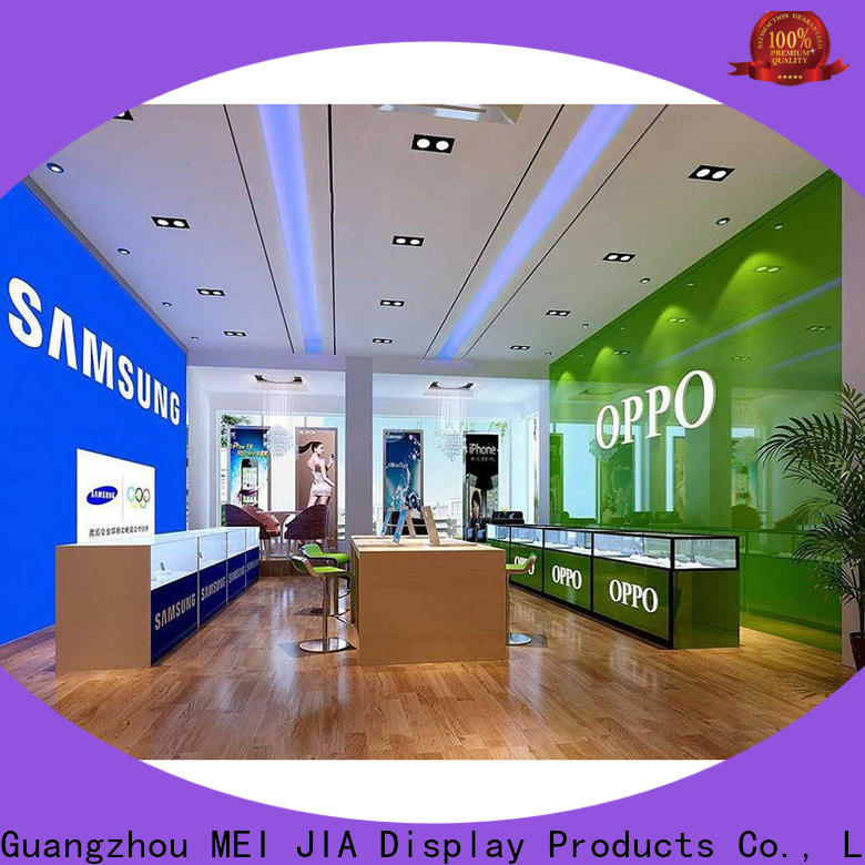 MEI JIA Display display mobile phone counter manufacturers for showroom
