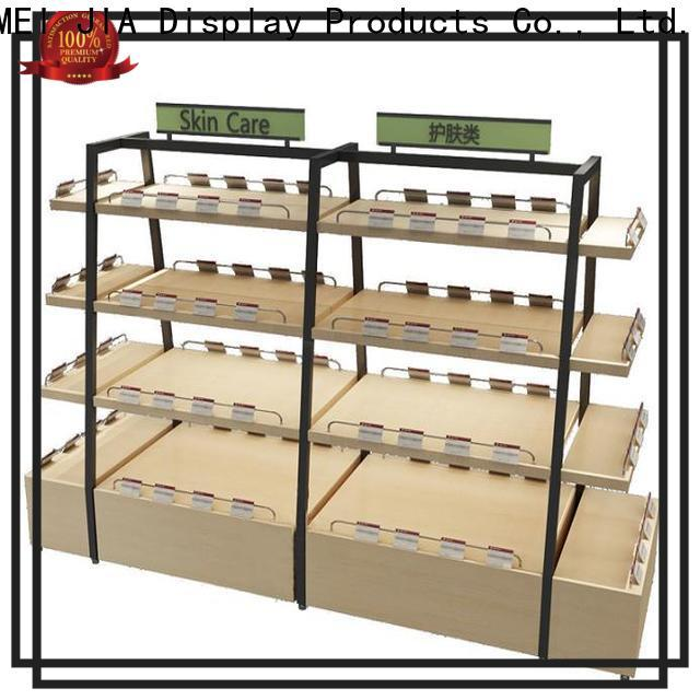 MEI JIA Display retail display shelve manufacturers for retail shop