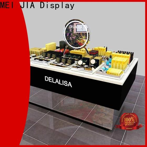 MEI JIA Display Top acrylic makeup display manufacturers for exclusive shop
