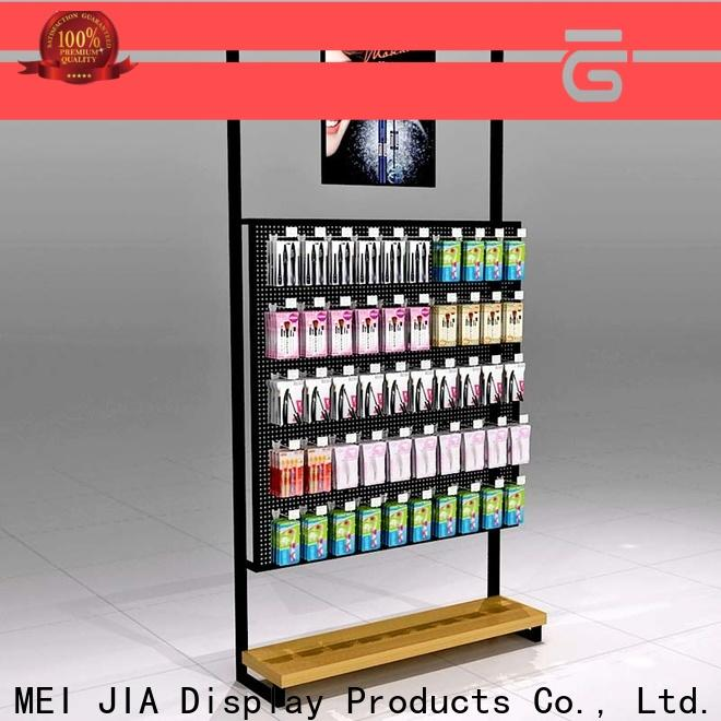 MEI JIA Display High-quality cosmetic display cabinet supply for counter