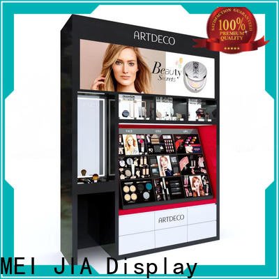 MEI JIA Display New cosmetic product display factory for shop