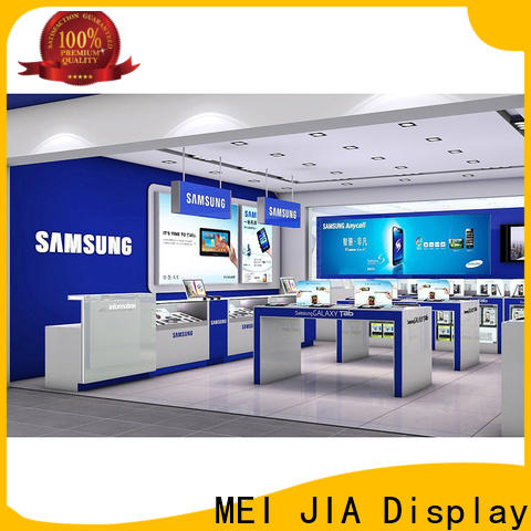MEI JIA Display mobile mobile display counter manufacturers for shop