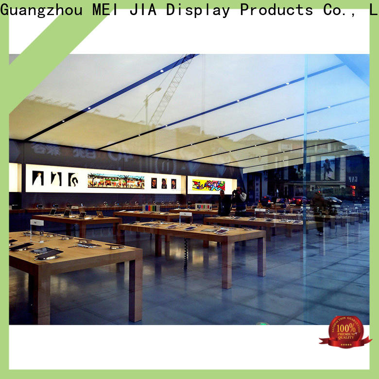 MEI JIA Display Latest mobile display counter suppliers for shop