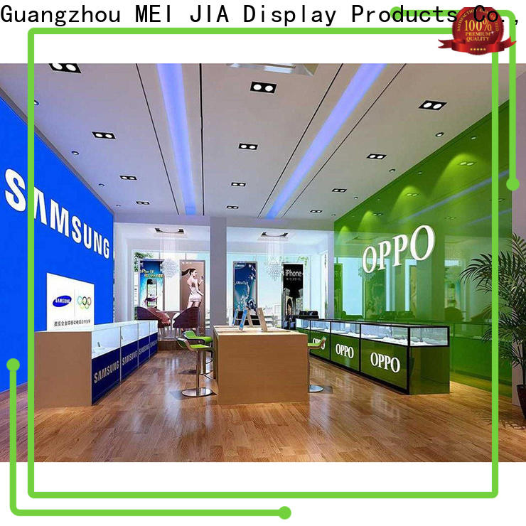 MEI JIA Display New mobile phone counter supply for counter