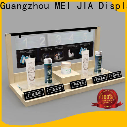MEI JIA Display holder retail makeup display stand for business for counter