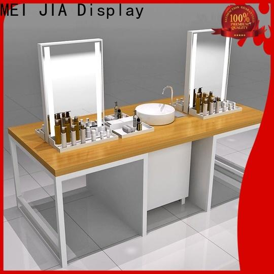 MEI JIA Display out acrylic cosmetic display stand manufacturers for exclusive shop