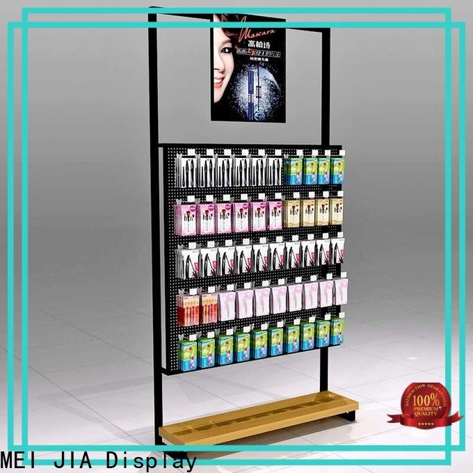MEI JIA Display Custom beauty display units supply for shoppe