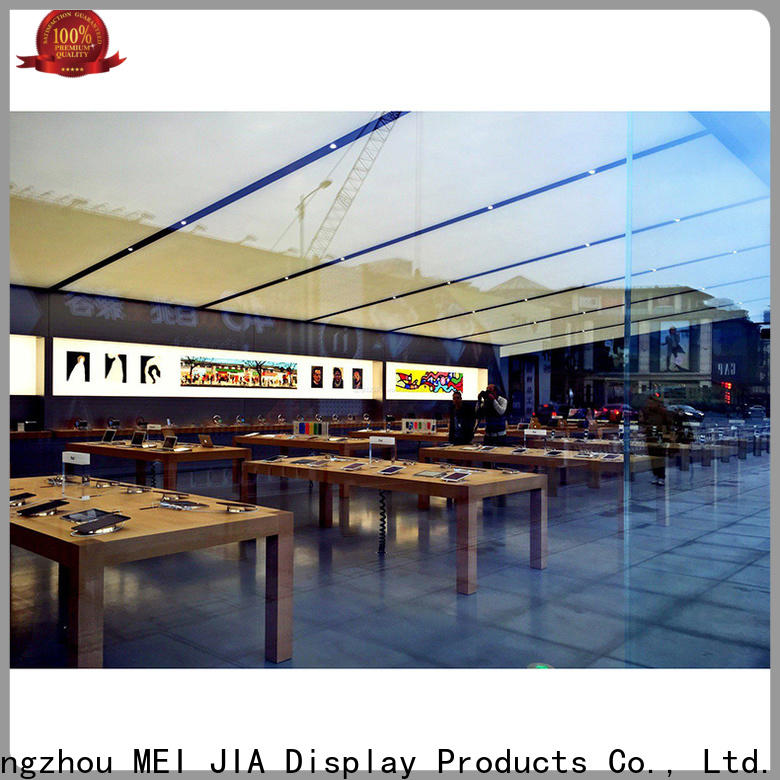 High-quality mobile display counter table company for store