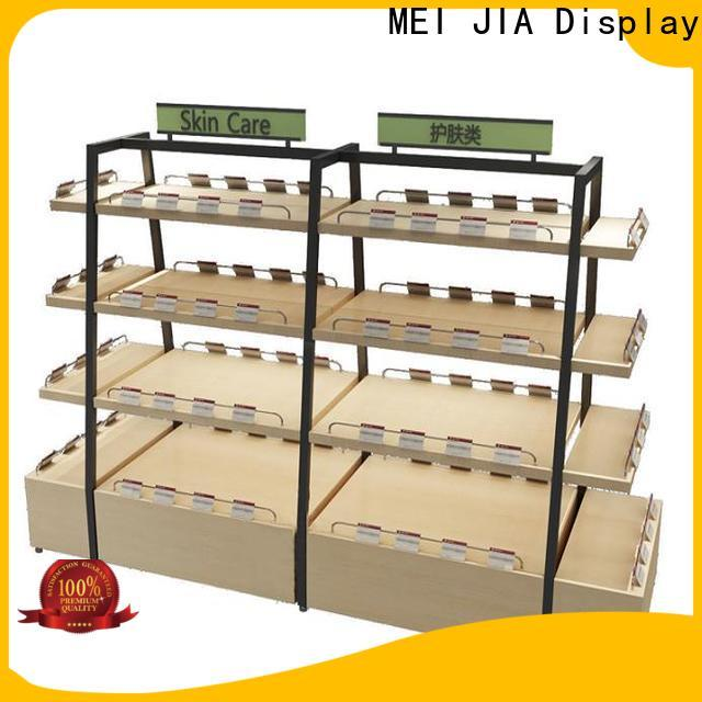 MEI JIA Display retail display racks company for retail store
