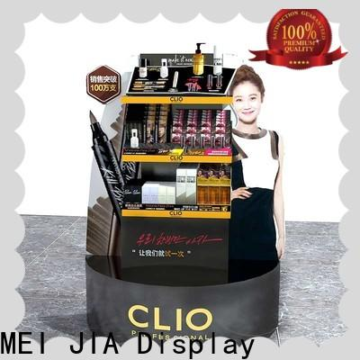 MEI JIA Display try makeup display cabinet manufacturers for showroom