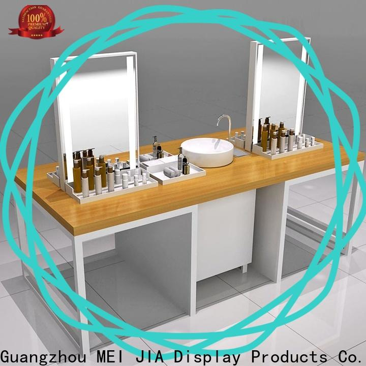 MEI JIA Display body makeup display cabinet manufacturers for exclusive shop