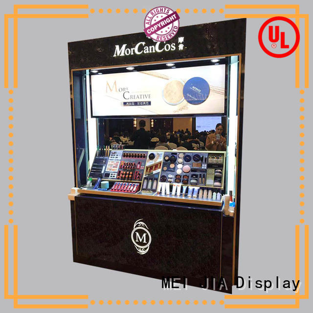 New cosmetic display cabinet artdeco for business for showroom