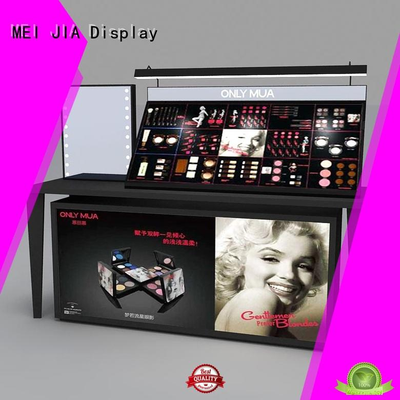 MEI JIA Display Wholesale cosmetics acrylic display company for showroom