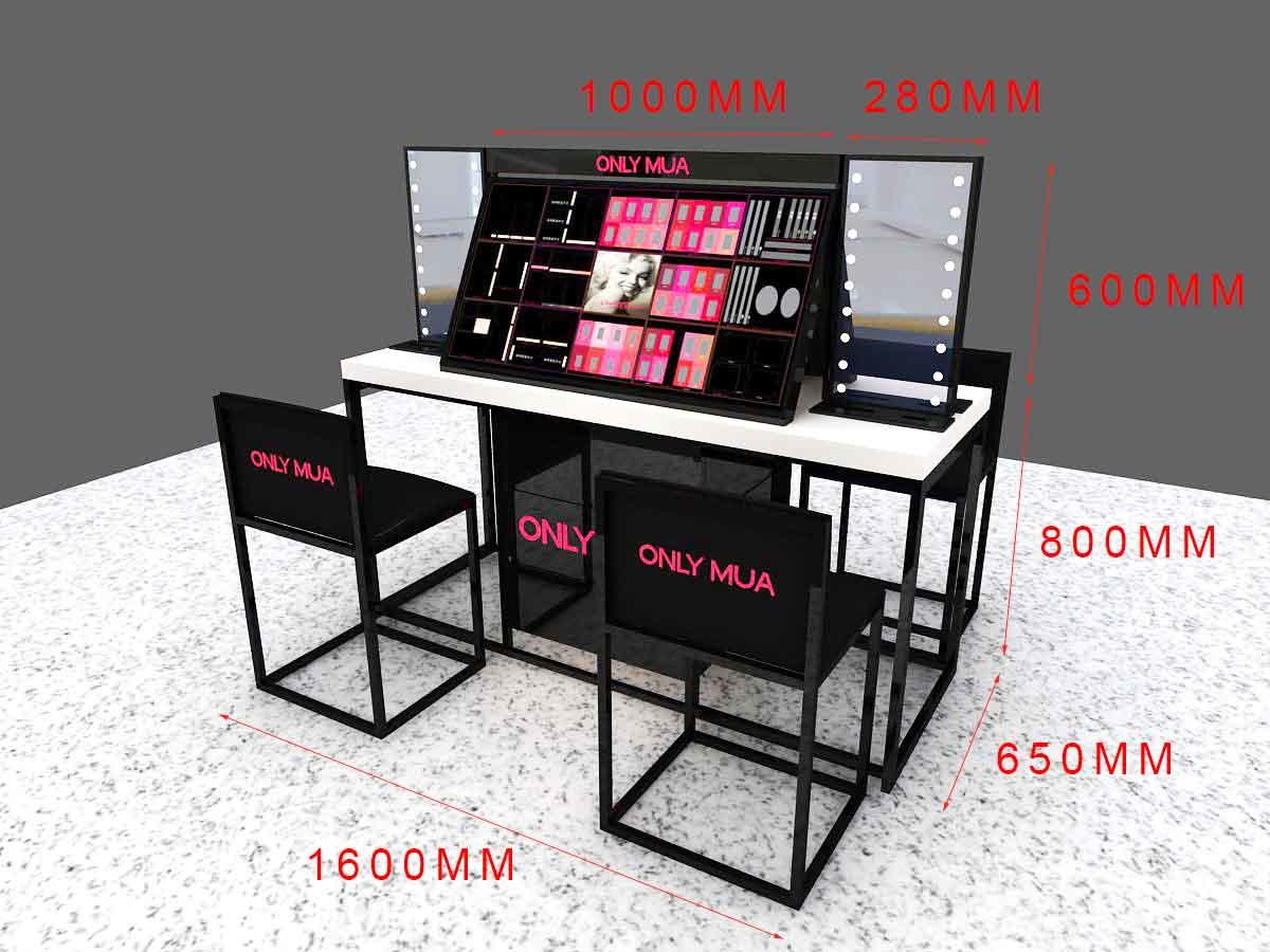 MEI JIA Display customized cosmetic display cabinet for sale for shop-3