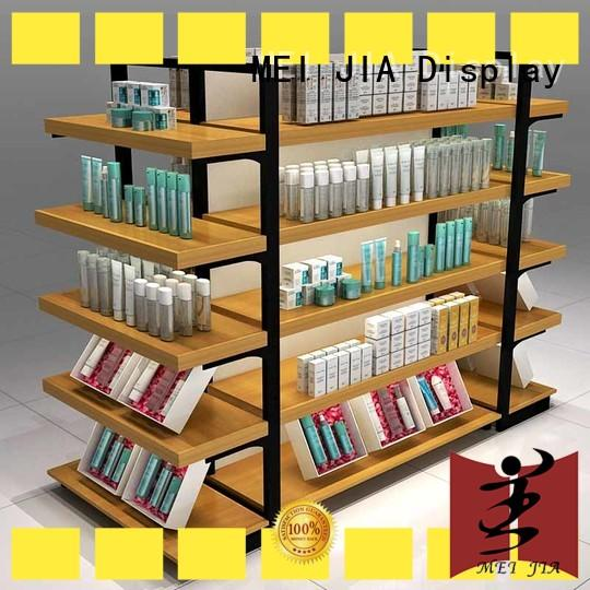 MEI JIA Display shelf cosmetics acrylic display great design for store