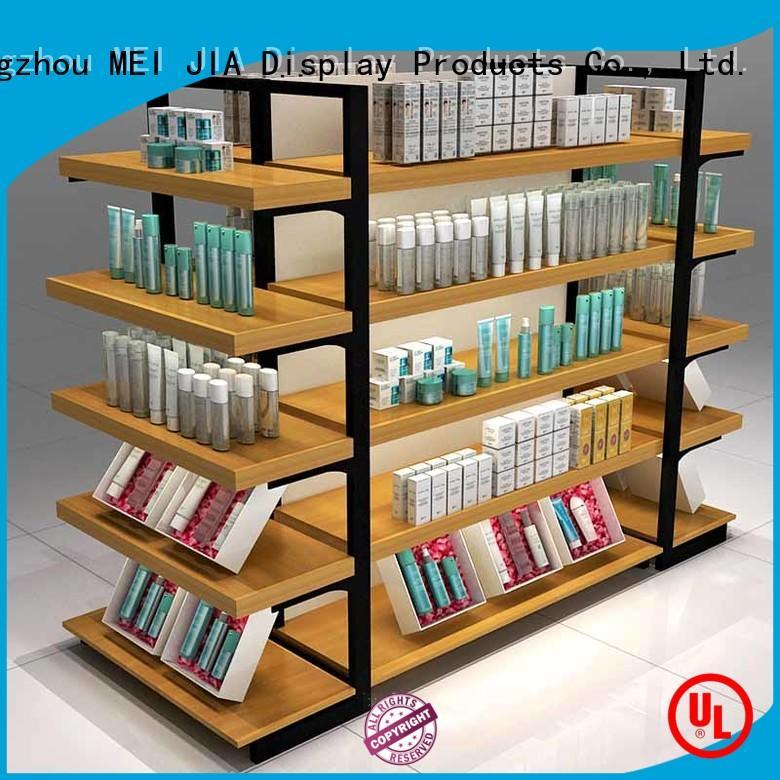MEI JIA Display High-quality cosmetics acrylic display company for store