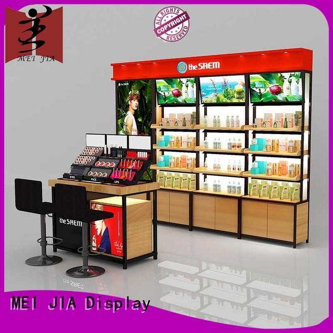 Custom acrylic makeup holder cosmetics manufacturers for shoppe