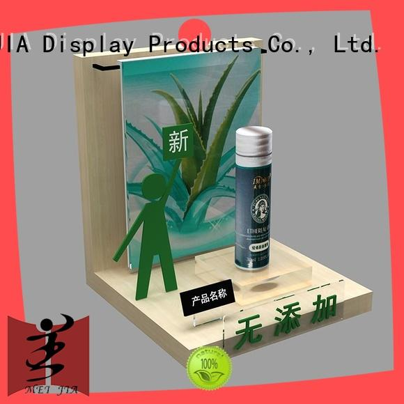 MEI JIA Display counter beauty display units cabinet for shoppe
