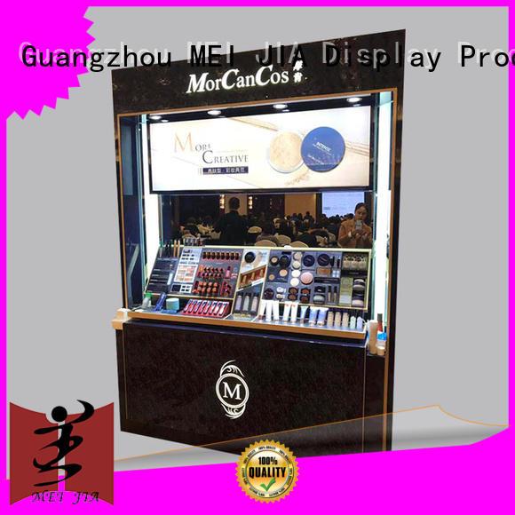 showcase cosmetic display units skin for shoppe MEI JIA Display