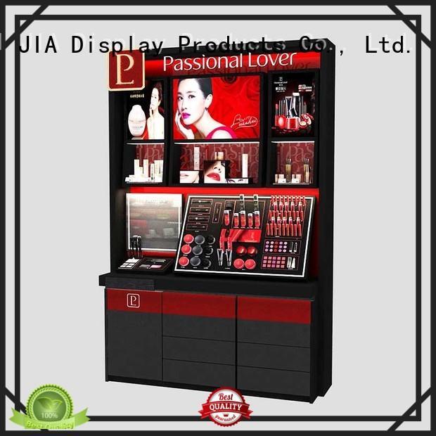 Custom acrylic makeup holder try supply for shoppe