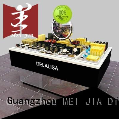 cosmetic showcase care for showroom MEI JIA Display